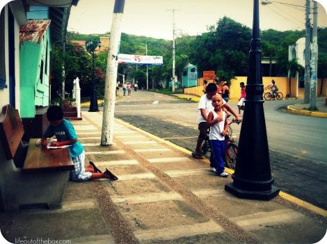 Dia de Madre in Nicaragua
