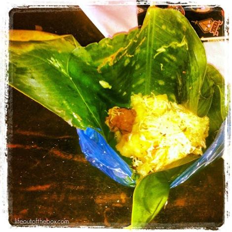 Street Food in Nicaragua: Vigoron