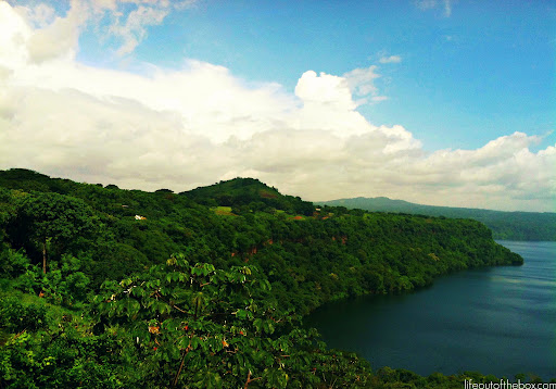 The Jungle of Laguna de Apoyo, Nicaragua