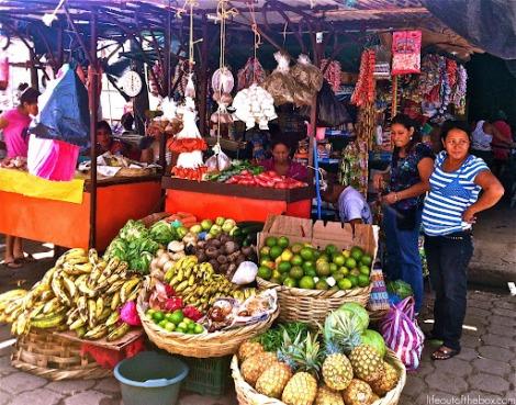 The Granada Market
