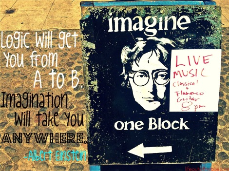 Wisdom Out of the Box: Imagine