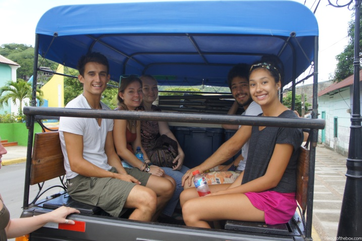 Finding Our Cause in Nicaragua