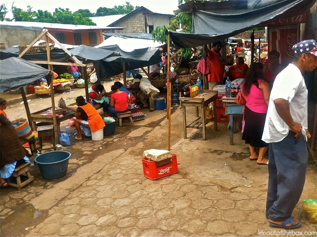 Masaya Market, Nicaragua