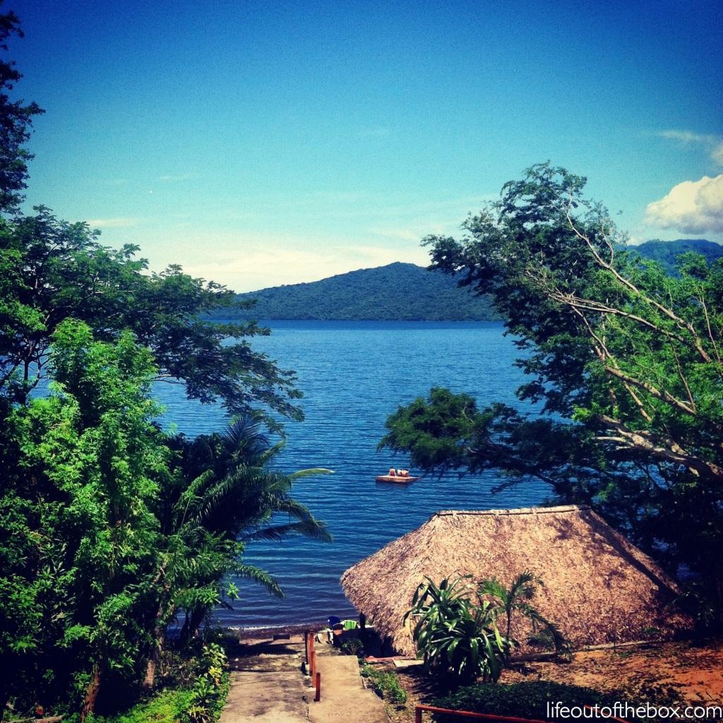 Paradiso in Laguna de Apoyo, Nicaragua