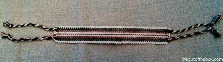 Handmade Nicaraguan Bracelet