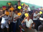 Arts and Crafts at School in Nicaragua