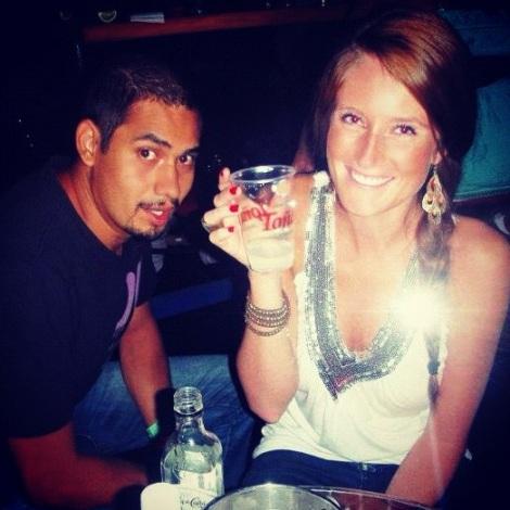 Drinking in Managua, Nicaragua
