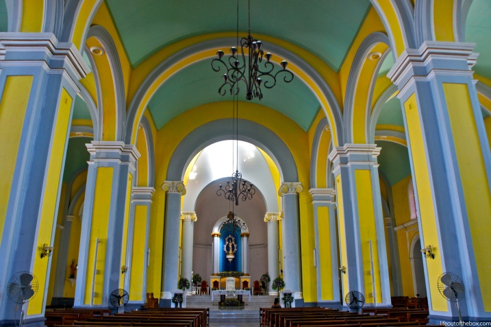 Life Out of the Box in Granada, Nicaragua