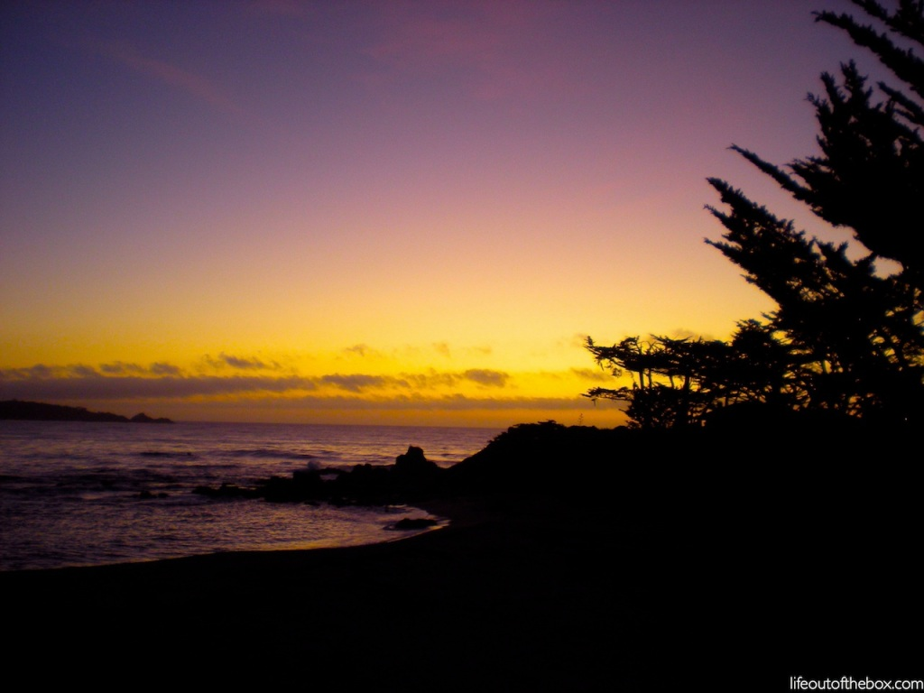 Life Out of the Box in Carmel, California