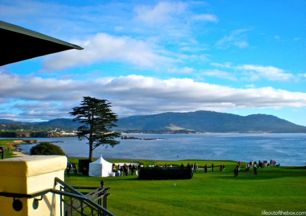 Life Out of the Box in Pebble Beach, CA