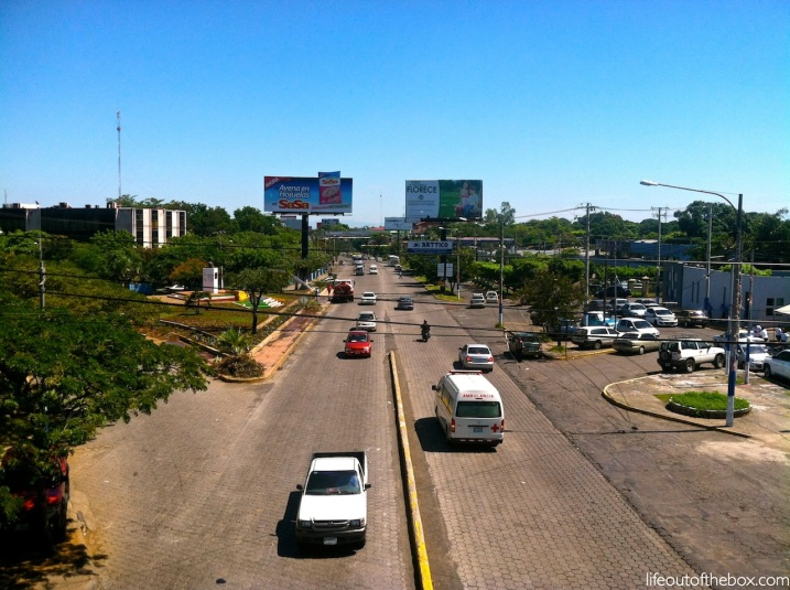 Life Out of the Box Renewing Visas in Managua, Nicaragua