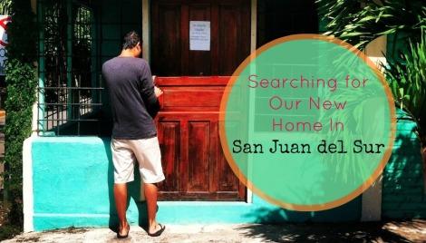 home in san juan del sur, nicaragua
