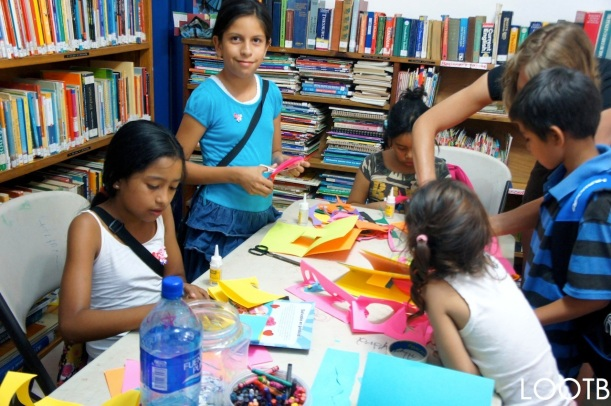 Life Out of the Box Planning with the San Juan del Sur Library