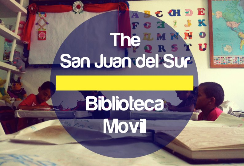 LOOTB The San Juan del Sur Library in Nicaragua