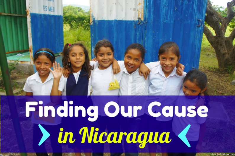 Life Out of the Box works with the San Juan del Sur Library in Nicaragua