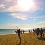 LOOTB + Steve Aoki at Eskamekita Beach in Nicaragua