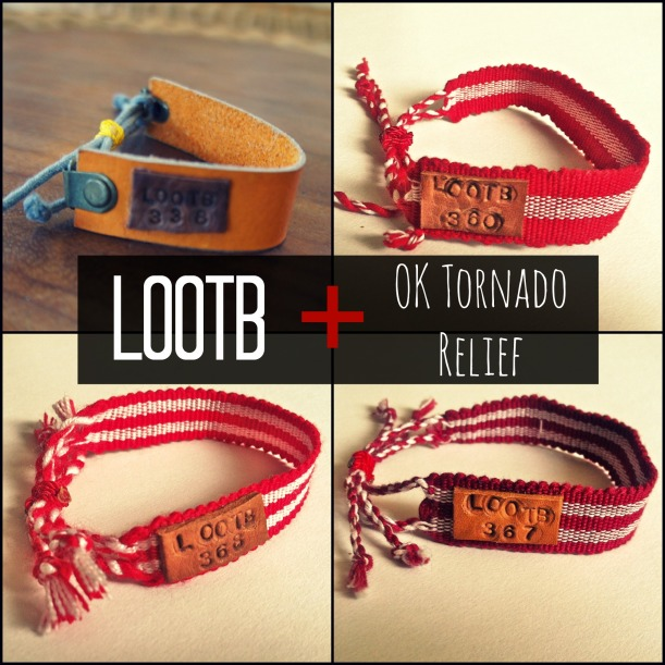 LOOTB + The Oklahoma United Way May Tornado Relief Fund