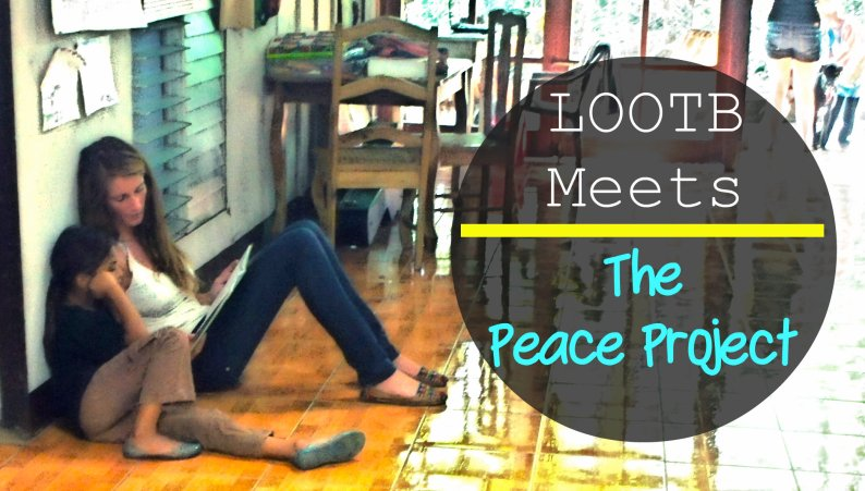 LOOTB Meets the peace project in laguna de apoyo, nicaragua life out of the box