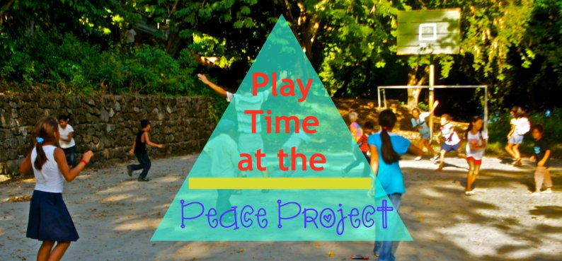 Play Time at the Peace Project in Laguna de Apoyo, Nicaragua LOOTB Life Out of the Box