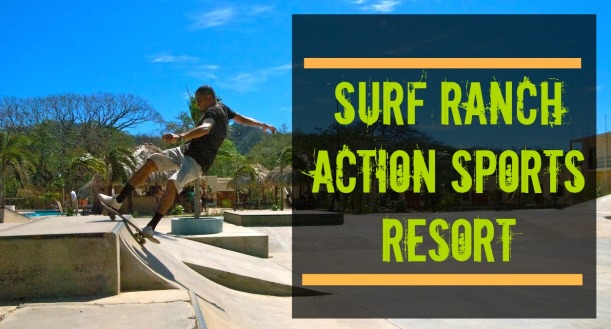 LOOTB at the surf ranch actaion sports resort in san juan del sur, nicaragua