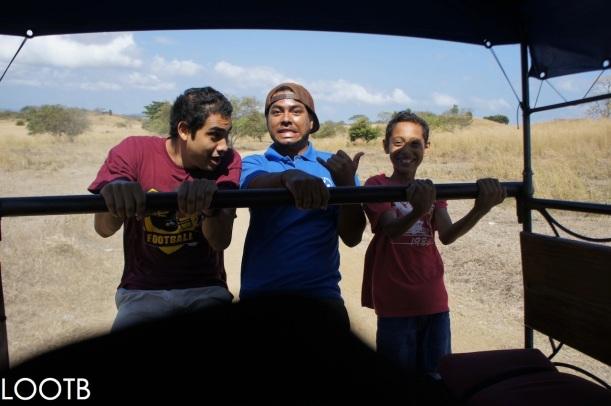 Hitch hiking in Nicaragua
