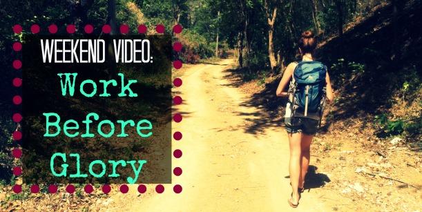 LOOTB Weekend Video: Work Before Glory Michael Jordan