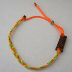 Life Out of the Box bracelet Brightest. LOOTB at lootb.com