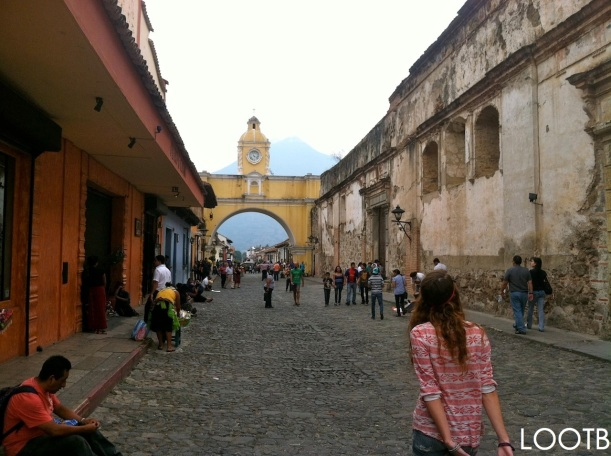 Life Out of the Box in Antigua, Guatemala