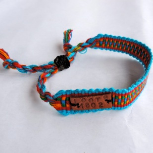 Life Out of the Box bracelet Laughter available on lootb.com
