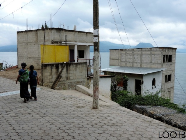Life out of the box in panajanchel, guatemala