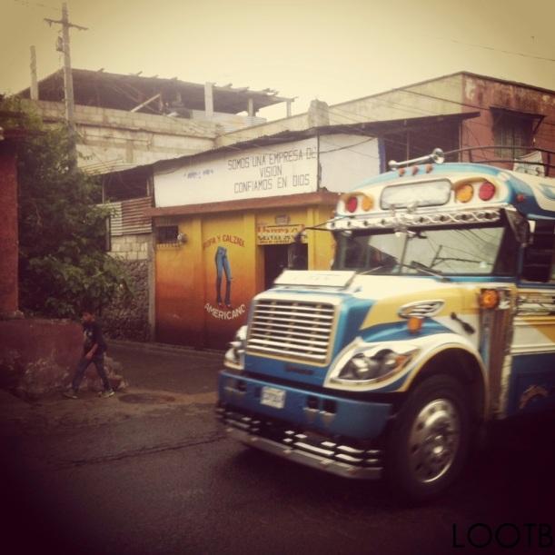 Life Out of the Box in traveling through Guatemala to Lake Atitlan
