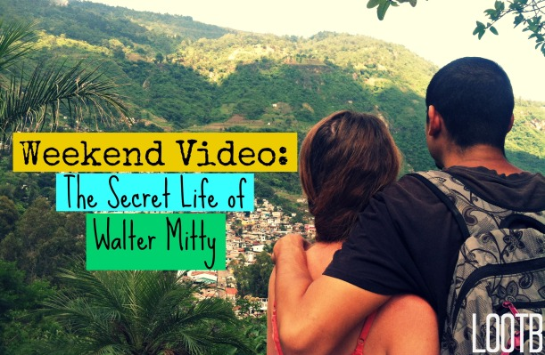 weekend video: the secret life of walter mitty