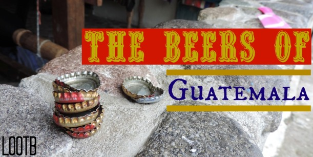 Life out of the box talks beers in guatemala. LOOTB.