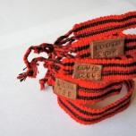 Life Out of the Box bracelets at Carmel Art & Film Festival