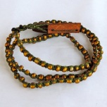 "Life Out of the Box wrap bracelet ""Wander"" available on lootb.com. LOOTB."