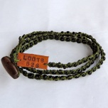 "Life Out of the Box wrap bracelet ""Curiosity"" available on lootb.com. LOOTB."