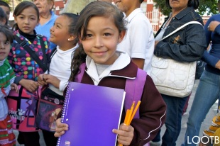 LOOTB Gives to kids of Nogales, Mexico