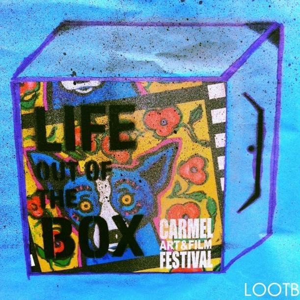 Life Out of the Box + Carmel Art & Film Festival