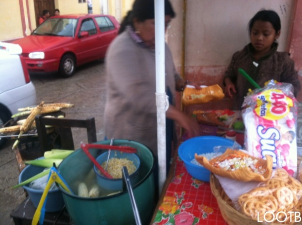 The Street Food of Mexico