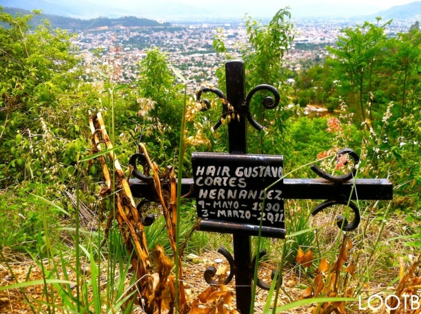 Life out of the Box hiking to the ruins of Mount Albán in Oaxaca, Mexico