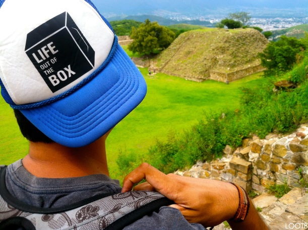 Life Out of the Box Explores Mount Alban Ruins in Oaxaca, Mexico