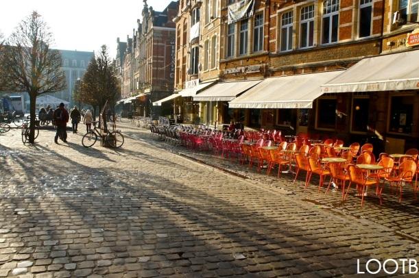 LOOTB learns in Leuven, Belgium