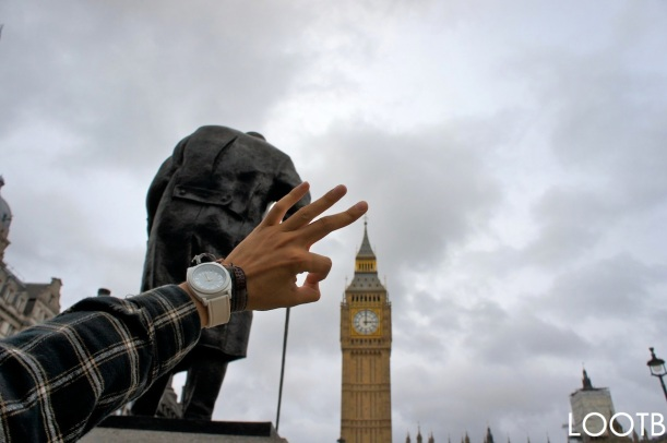 LOOTB Gets Inspiration from Art in London, England