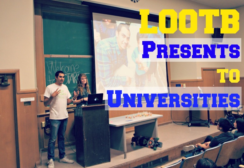 http://lifeoutofthebox.com/2014/01/02/lootb-presents-to-universities/