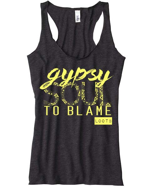 Life Out of the Box Gypsy Soul to Blame