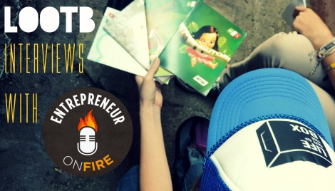 Life Out of the Box on Entrepreneur on Fire